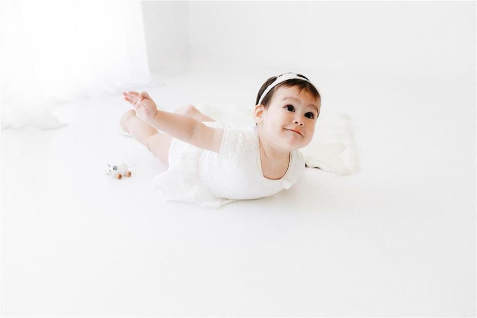 Mila Baby Shoot
